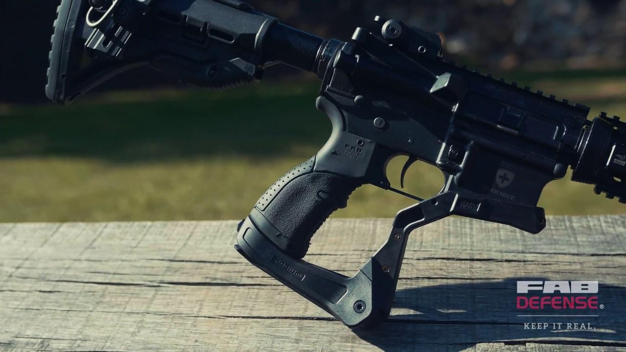 Видео о товаре Подиум-сошка для АК-47