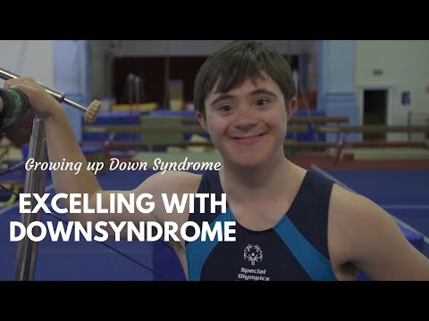 Ver vídeo Keeping up with Chris: Excelling with Down Syndrome