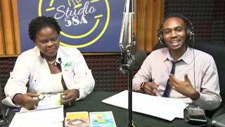 Starting A Charity in Jamaica | Studio 58A