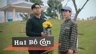 [Mốc Meo] Tập 76 - Hai Bố Con - Phim Hài 2016