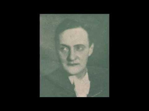 Tadeusz Faliszewski - Już dziś nie płaczę (Tango by Zygmunt Wiehler)