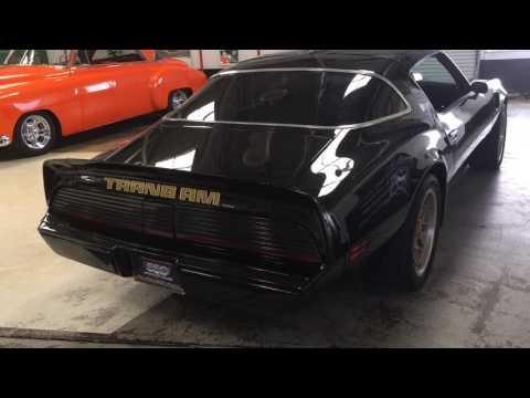 Video of '79 Firebird - KQ8J