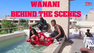 WANANI BEHIND THE SCENES PART ONE // DIANA REACTIONS (The Journey To Maiyan Nanyuki)