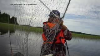 Зимняя рыбалка на озере великое рязанская область