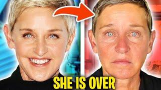 The Downfall Of Ellen Degeneres