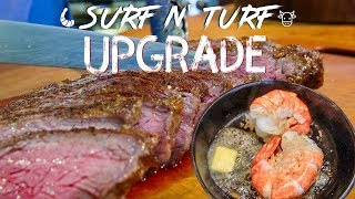 Upgraded Surf and Turf Chimichurri | SAM THE COOKING GUY 4K