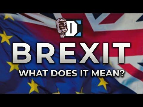"""That's how we felt after electing Trump..."" - Destiny Discusses Brexit"