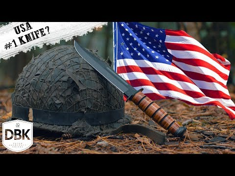 America's Greatest Knife !? Ka-Bar USMC