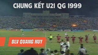 Cú sút xa tuyệt đẹp của Ngô Hoàng Anh trong trận CK U21 QG năm 99