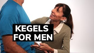 Kegel Exercises for Men - Beginners Pelvic Floor Strengthening Guide