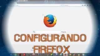 Firefox 2015 - como usar e configurar