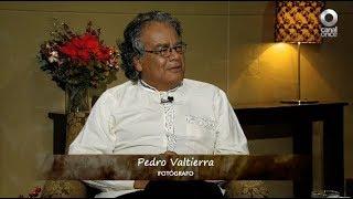 Conversando con Cristina Pacheco - Pedro Valtierra