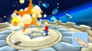 Let's Play Super Mario Galaxy - Episode 1 - Intro + Gateway Galaxy