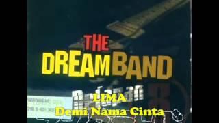 Gambar cover FULL ALBUM DREAM BAND 2004
