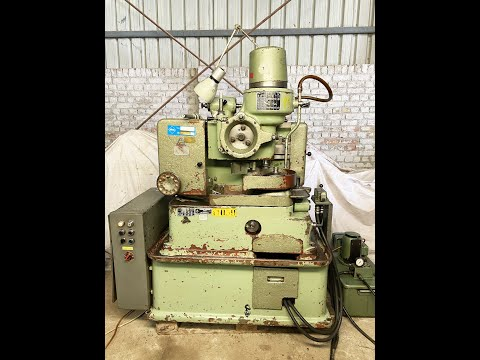 TOS OH4 Gear Shaping Machine