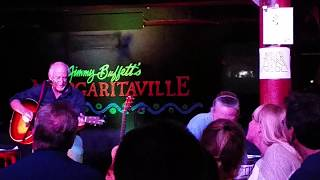 Jimmy Buffett Surprise Concert Live in Key West - 12/16/17 Growing Older but not Up