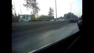 preview picture of video 'accidon dans la route on algerie'