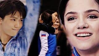 Yuzuru Hanyu ⭐ Evgenia Medvedeva
