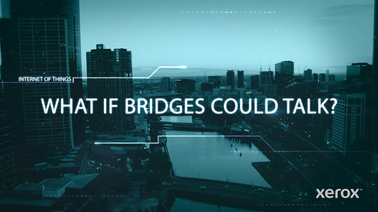 Aging Infrastructure: How IoT sensors help monitor structural health YouTube Video