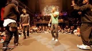 HipHop Summer Dance Forever 2013 - Best dance 2015  - 1st Round Battles