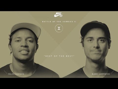 BATB X | Felipe Gustavo vs. Blake Carpenter - Round 1