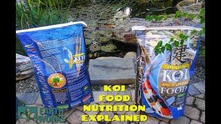 Koi Nutrition with Joe Pawlak, Blackwater Creek Koi