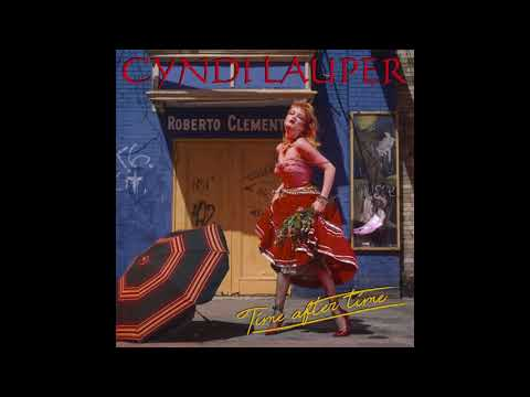 Cyndi Lauper - Time After Time (Official Instrumental)
