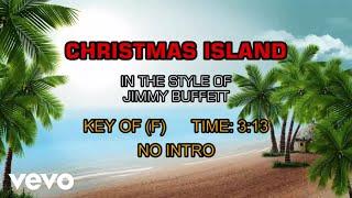 Jimmy Buffett - Christmas Island (Karaoke)