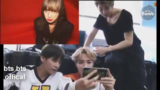 BTS reaction to TEASER BLACKPINK - 'KILL THIS LOVE' OFFICIAL