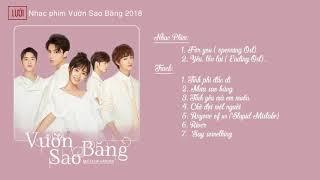 [Playlist] Track, nhạc phim Vườn Sao Băng 2018