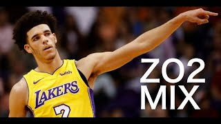 Lonzo Ball Mix - (ZO2)