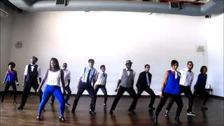 Dança Charme & Cia. - Corgr. Marcus Azevedo (Terrace Martin - For Ever With You)