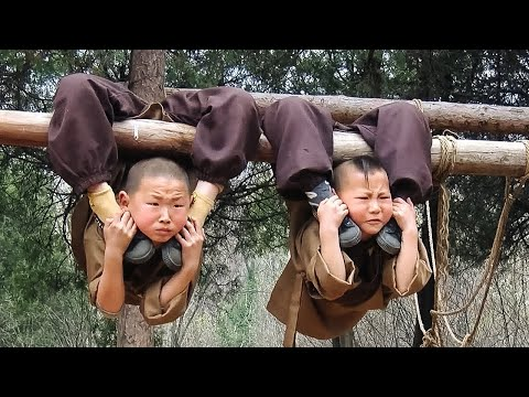 This is How The Harsh And Merciless Trainings Of Shaolin Monks ...
