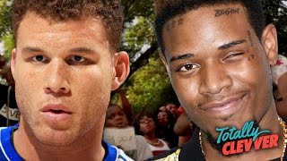 Blake Griffin Explains Trap Queen by Fetty Wap Lyrics (Totally Clevver)