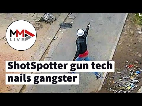 From brazen shootout to jail: How new camera tech nailed gangster