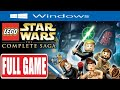 Lego Star Wars The Complete Saga Full Game Gameplay Wal