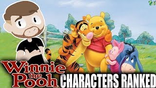All 9 Main Winnie the Pooh Characters Ranked