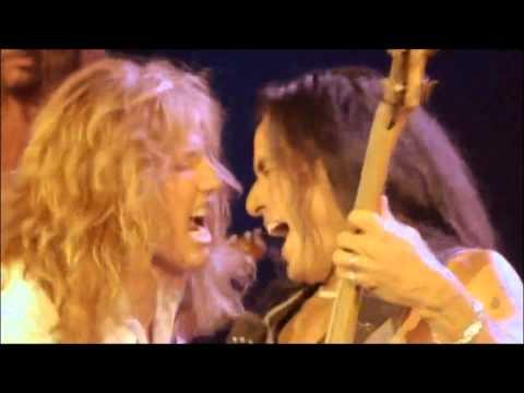 Whitesnake - Burn Live - HD