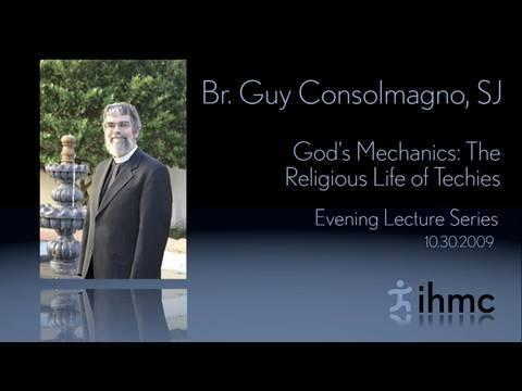 Talk: God's Mechanics: the Religious Life of Techies