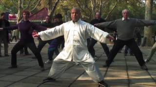 preview picture of video 'Shou Guan - shen jin - ba gu powerstretching- www.MastersFromChina.com'