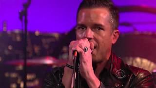 The Killers   Runaways  (Live On Letterman) HD