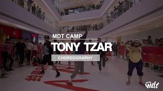 【MDT CAMP】Tony Tzar Choreography丨Let's Rock-Chrisette Michele