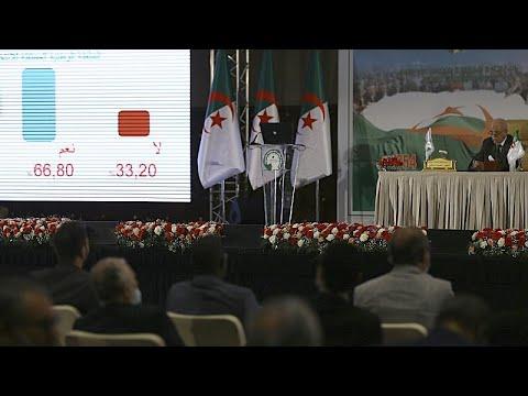 Αλγερία: Αποχή-ρεκόρ στο δημοψήφισμα για την αναθεώρηση του Συντάγματος…