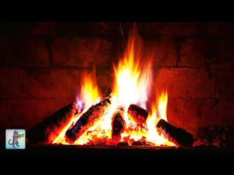 Download 24/7 Best Relaxing Fireplace Sounds - Burning Fireplace & Crackling Fire Sounds (NO MUSIC) 🔥 Mp4 HD Video and MP3