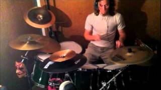 Machtkampf (by Arch Enemy) Drum Jam