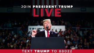 LIVE: President Trump in Wildwood, NJ