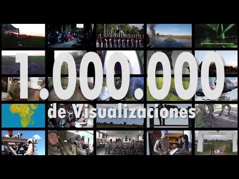 ¡Llegamos al millón de visualizaciones!
