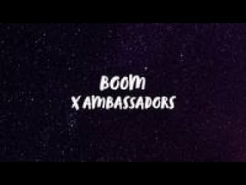 X Ambassadors - BOOM |Bass Boosted|