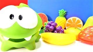 Мультик для детей - Приключения Ам Няма - Фрукты и конфеты