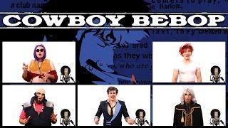 COWBOY BEBOP THEME SONG ACAPELLA (Tank!)